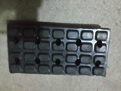 橡胶砖机胶块