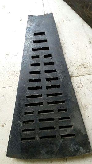 长方形筛板