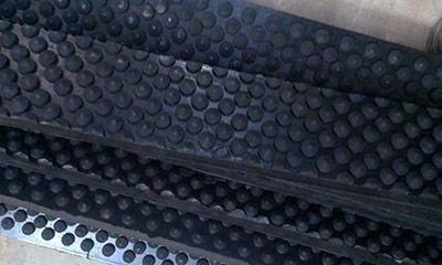 夹砖机胶块