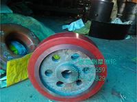 橡胶聚氨酯摩擦轮
